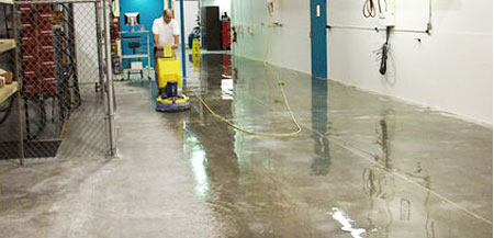 Floorcare Specialists - Carpet Cleaning & Maintenance - Concrete Services
