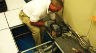 Floorcare Specialists - Data Center Maintenance, Cleaning and Decontamination Services